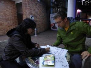 Getting to know Bogota while learning Spanish