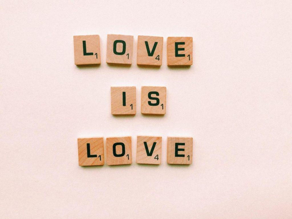 Expressing love in Spanish