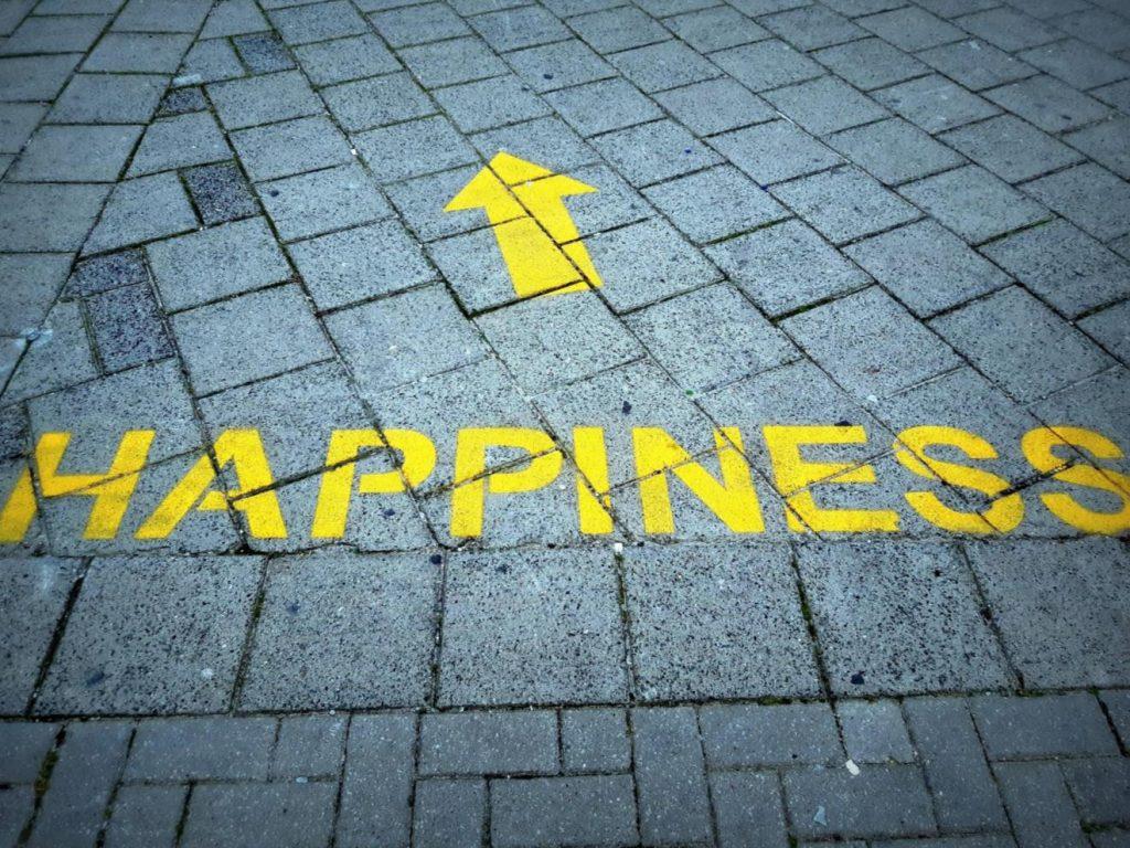 Whee's happiness revolution