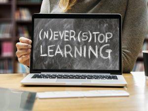 never stop learning online spanish